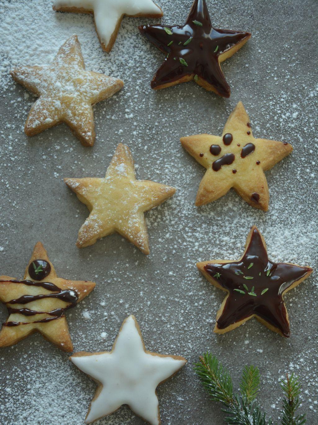 Recette : petits sablés de Noël! #sabledenoel Recette : petits sablés de Noël! - Modes&Travaux #sabledenoel