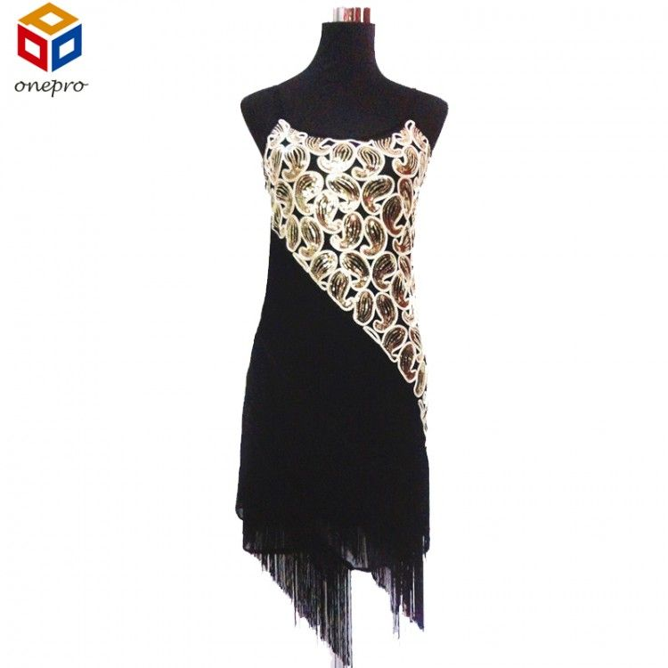 aacd325328 SEXY WOMEN 1920S PAISLEY ART DECO SEQUIN TASSEL GLAM PARTY GREAT ...