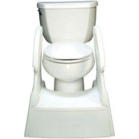 Amazon.com : The Potty Stool For Toddler Toilet Training Step Stool : Baby