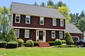 image result for garrison colonial house plans with