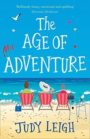 Get Book The Age of Misadventure The new most uplifting feel good fiction book of 2019
