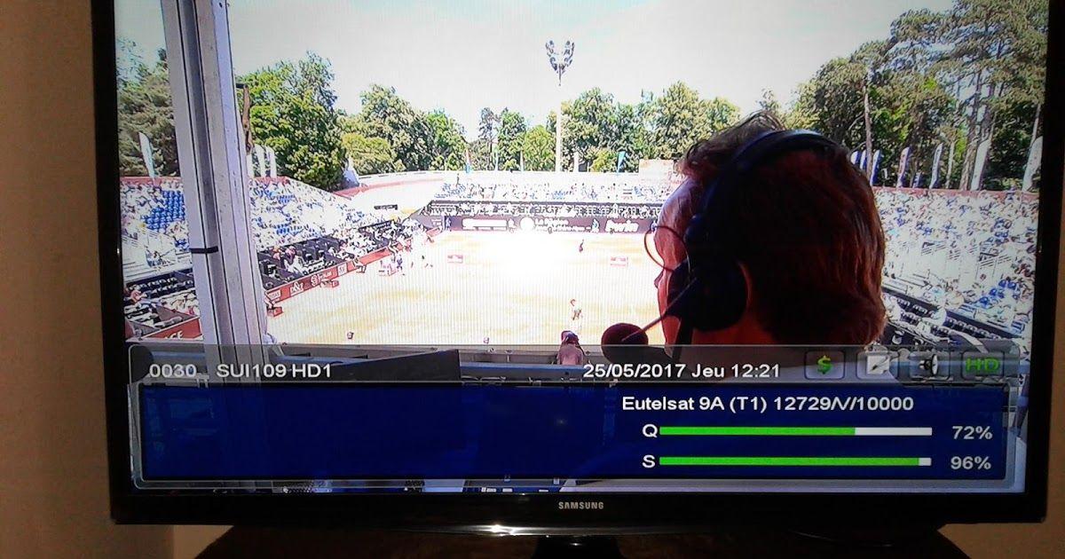 10E 12729 V 10000 DVBS2 8PSK MPEG 4 420 HDTV ID