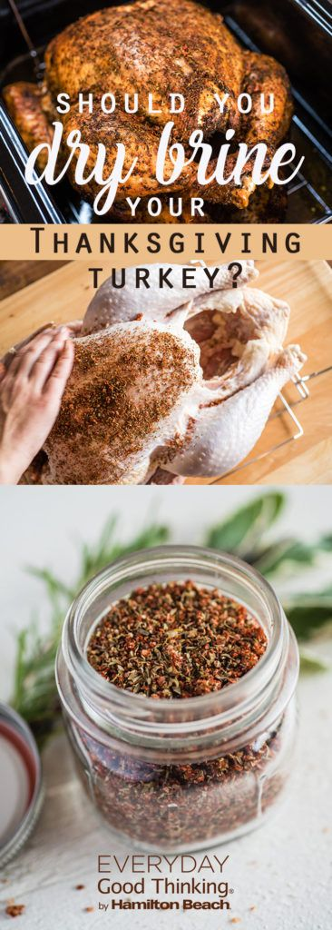 Photo of Should You Dry Brine your Thanksgiving Turkey this Year?