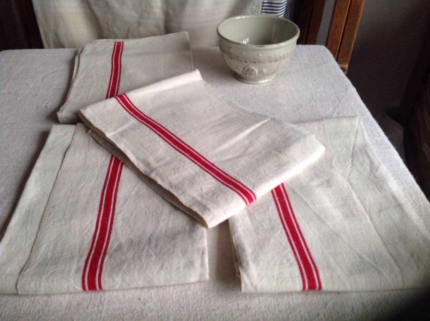 A personal favourite from my Etsy shop https://www.etsy.com/uk/listing/261066216/antique-linen-vintage-french-metis