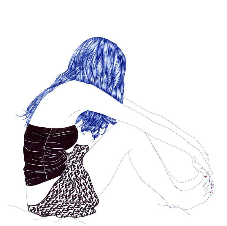 Girl by Carine Brancowitz