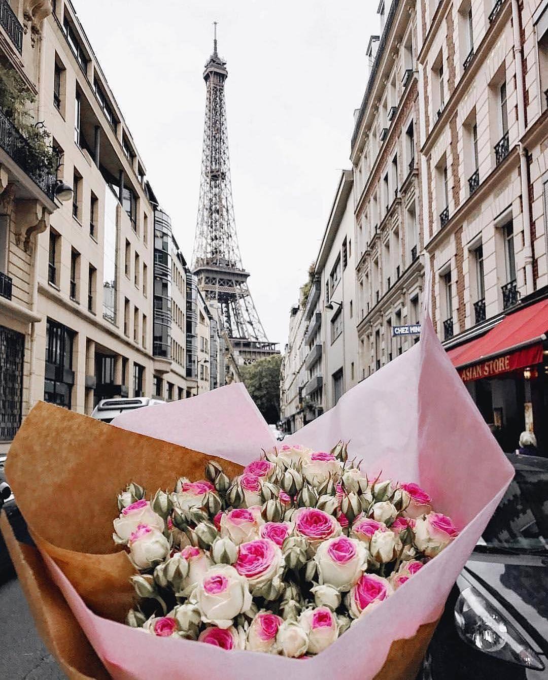 Картинка, с днем рождения картинки париж