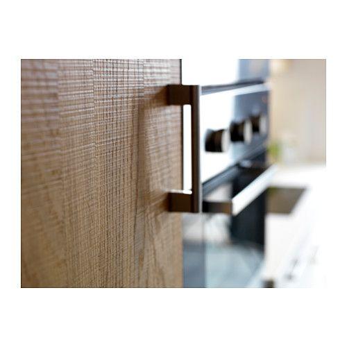 VINNA Handle 6 | Ikea, Ikea kitchen cabinets, Kitchen style