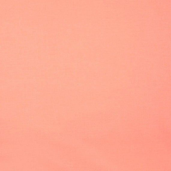 Bella Solids Peach Quilt Fabric | Moda | Peach Quilt Fabric | Fabric by the Yard | Quilting Cotton |