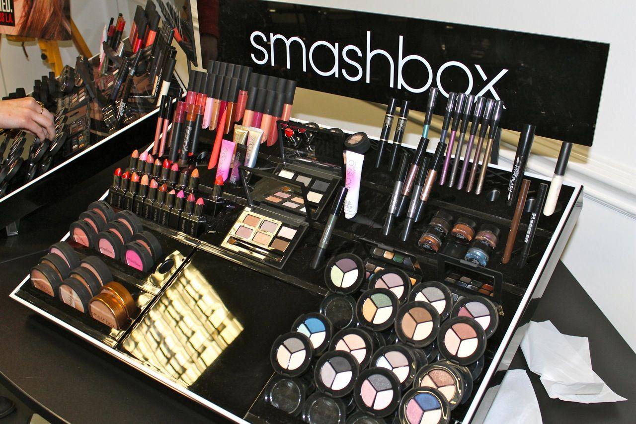 Smashbox косметика где купить в москве адреса магазинов закрепитель косметики эйвон