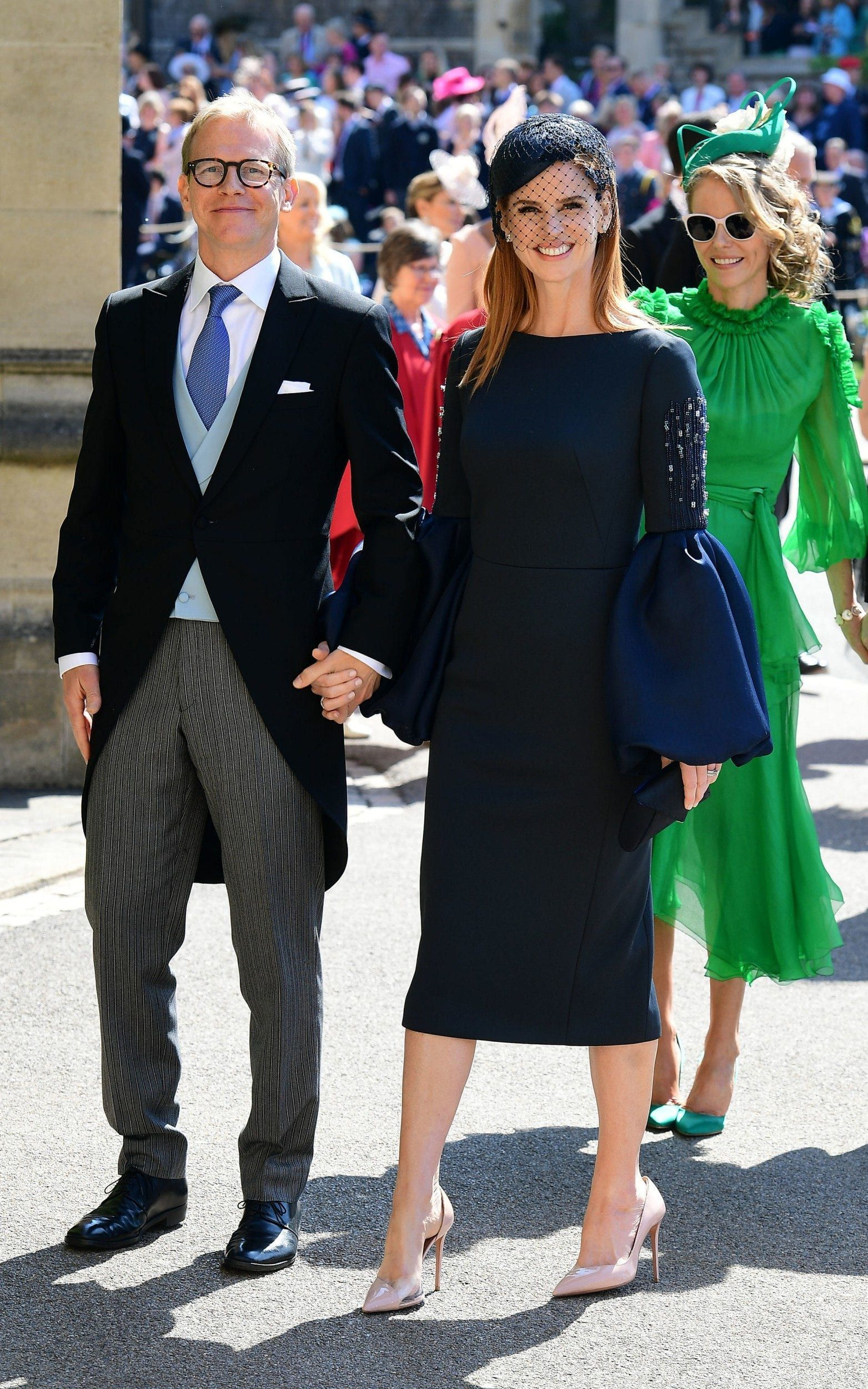 Best Royal Wedding Guest Outfits Serena Williams And Priyanka