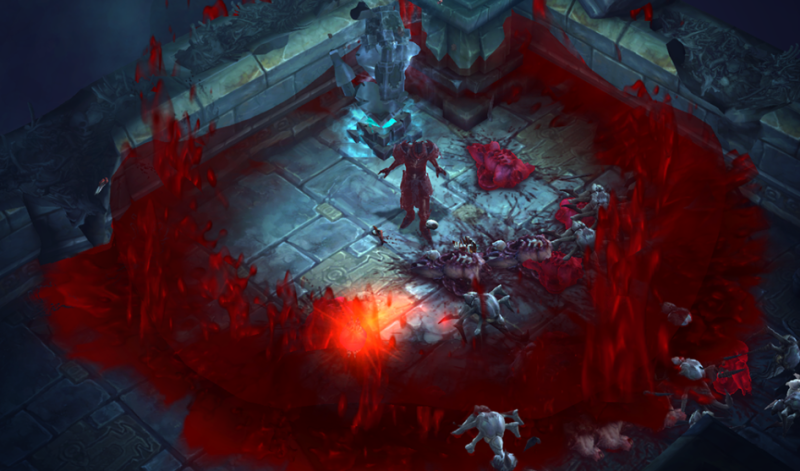 Diablo III On Switch Is Great But Keeps One Of The Console