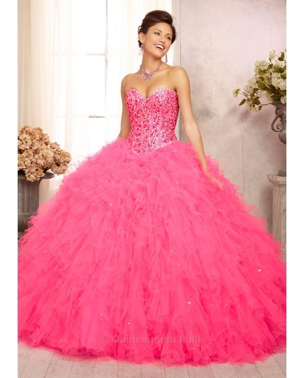 Quinceanera And Sweet 15 Dresses From Morilee Vizcaya
