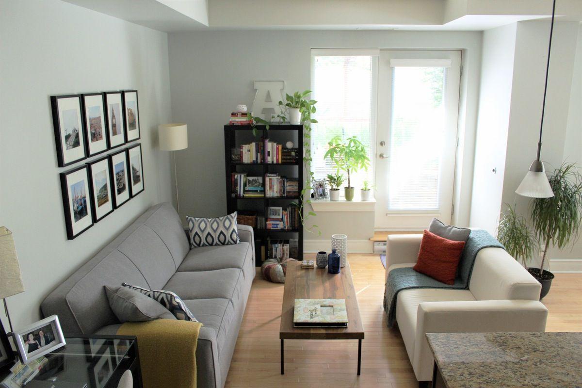 A Crisp & Classic Canadian Apartment