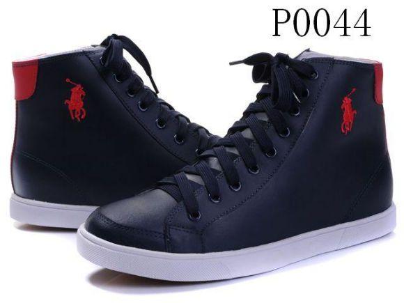 Polo Shoes High Tops For Men Polo high