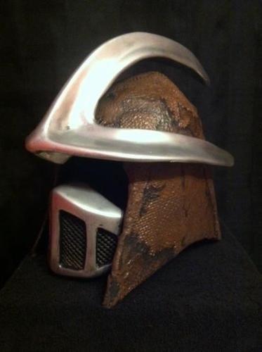 Hand Made Shredder Tmnt Ninja Turtles Movie Helmet One Of A Kind