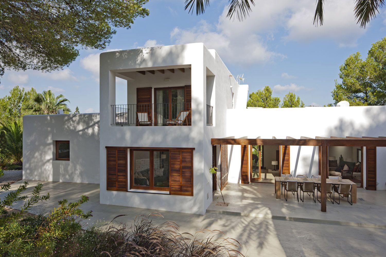 Arquitectos architects ibiza rios casariego casa - Arquitectos en ibiza ...