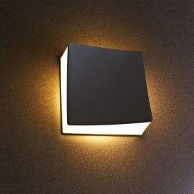 Wave Square Wand/plafondlamp