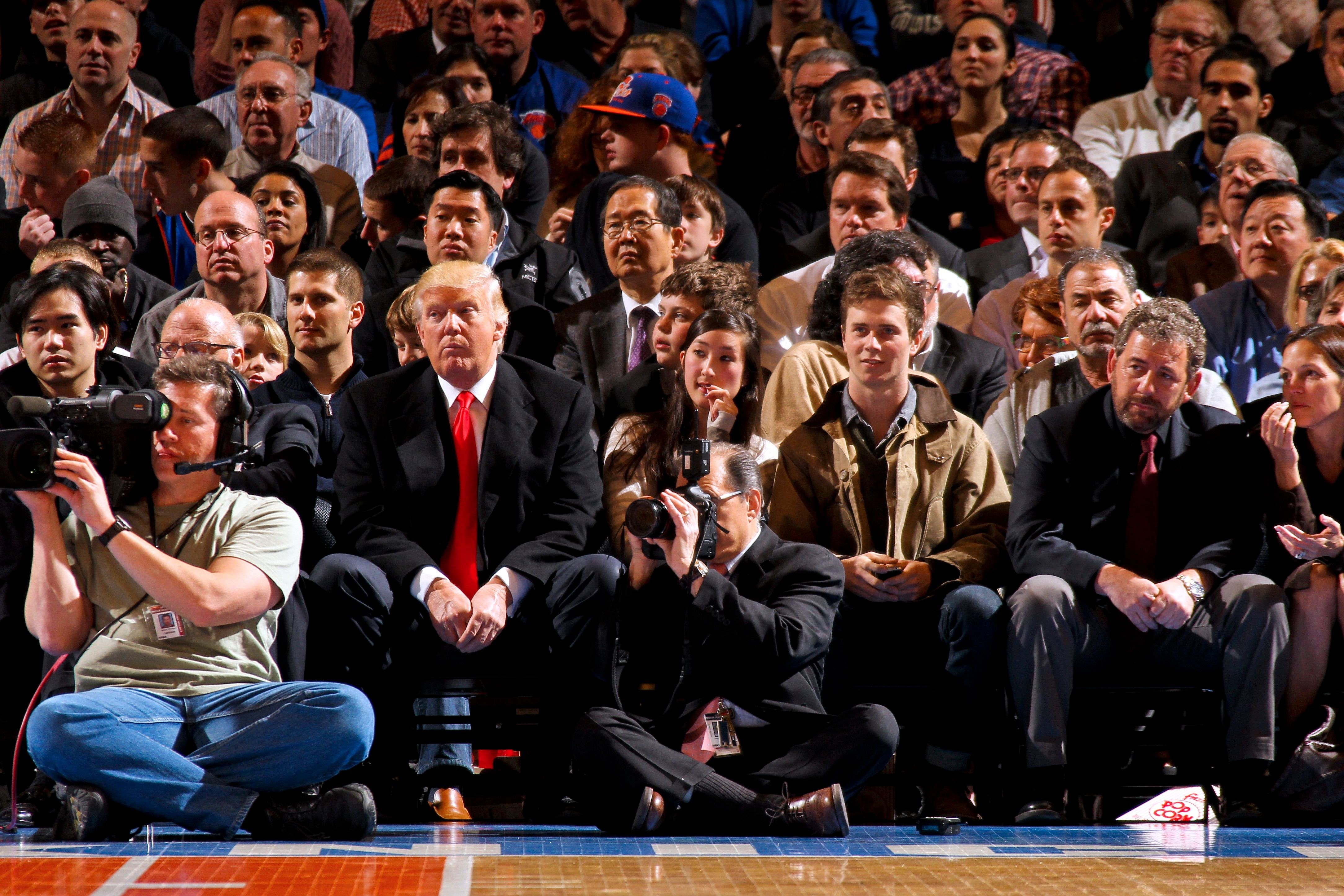 Pro Sports Teams Were Once Reliable Patrons Of Trump S Hotels Not Anymore