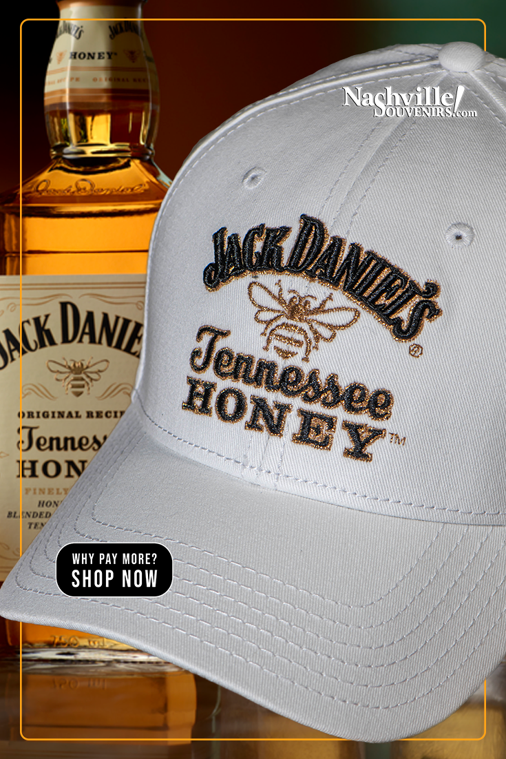 HAT NEW JACK DANIELS TENNESSEE HONEY CAP