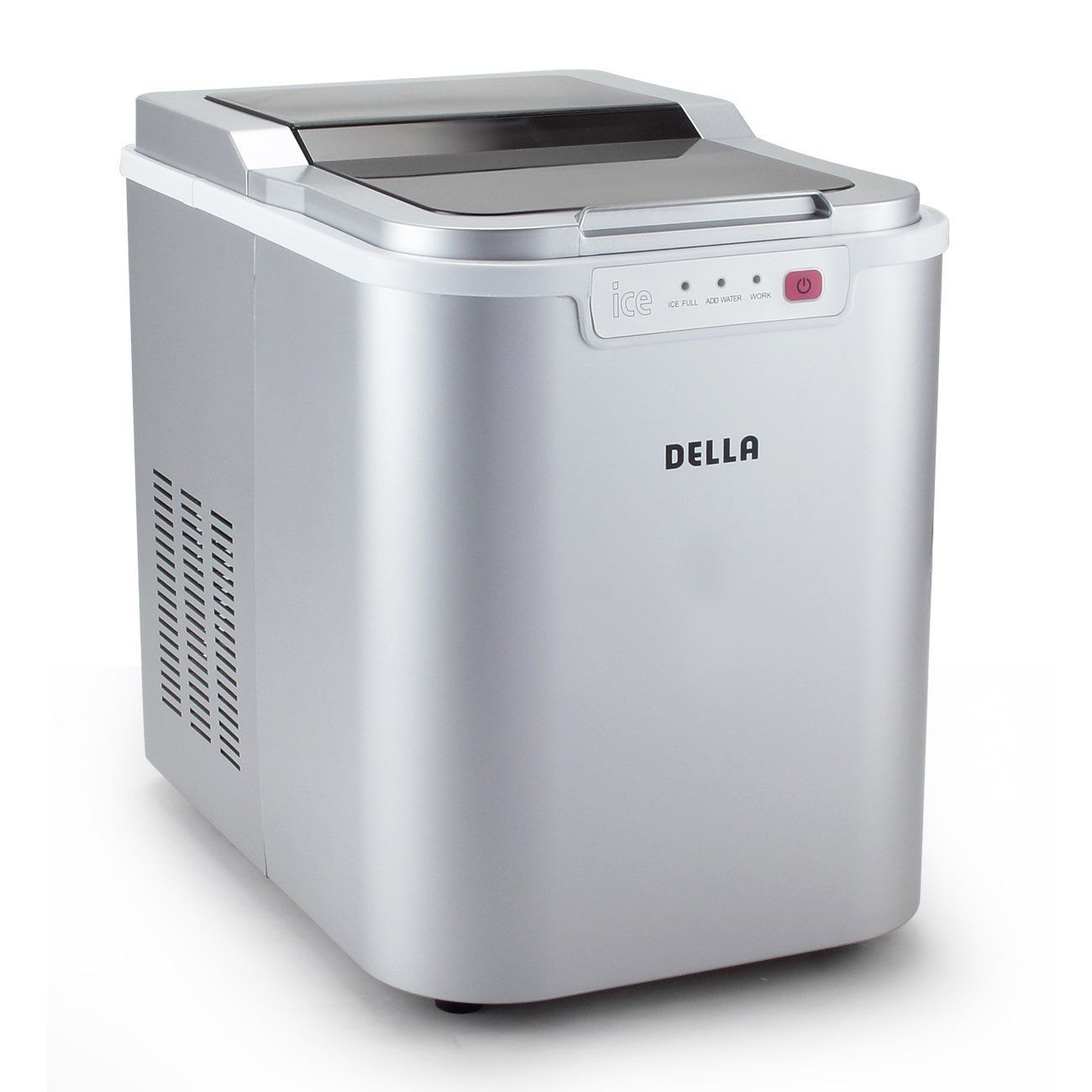 Della 048 Gm 48225 Portable Ice Maker Machine High Capacity