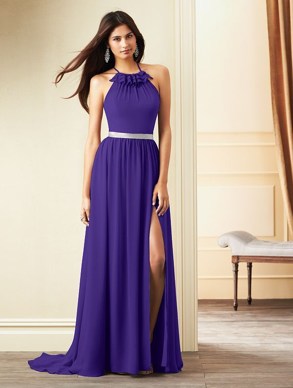 Alfred Angelo Bridal Style 7264L from Bridesmaids in Purple Storm ...