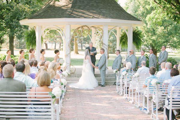 Polen Farms Kettering Ohio Dayton Wedding Photographers Jacqueline And Chris Ih Our Gazebo I Can T Wait