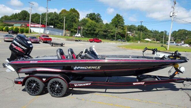 2016 Phoenix 920 Pro XP / Mercury 250 Pro XS   Bass Fishing
