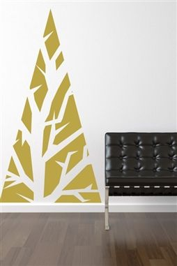 Christmas wall decals diy christmas decor pinterest diy i just discovered some really cool wall art it do it yourself wall decals for kids and adults solutioingenieria Image collections