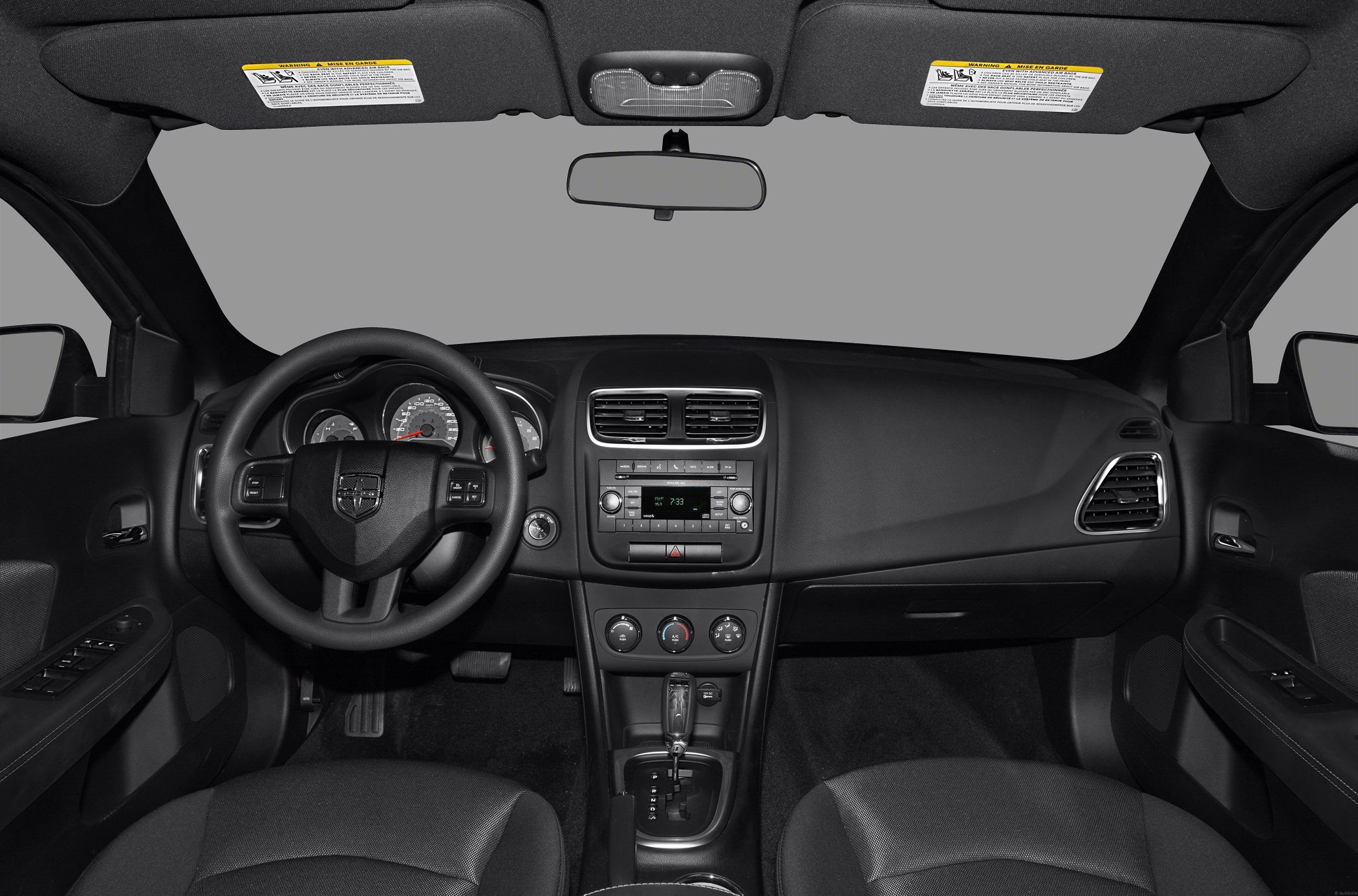 Dodge Avenger Interior