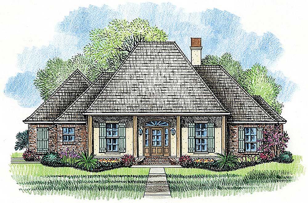 Madden Home Design The Laurel