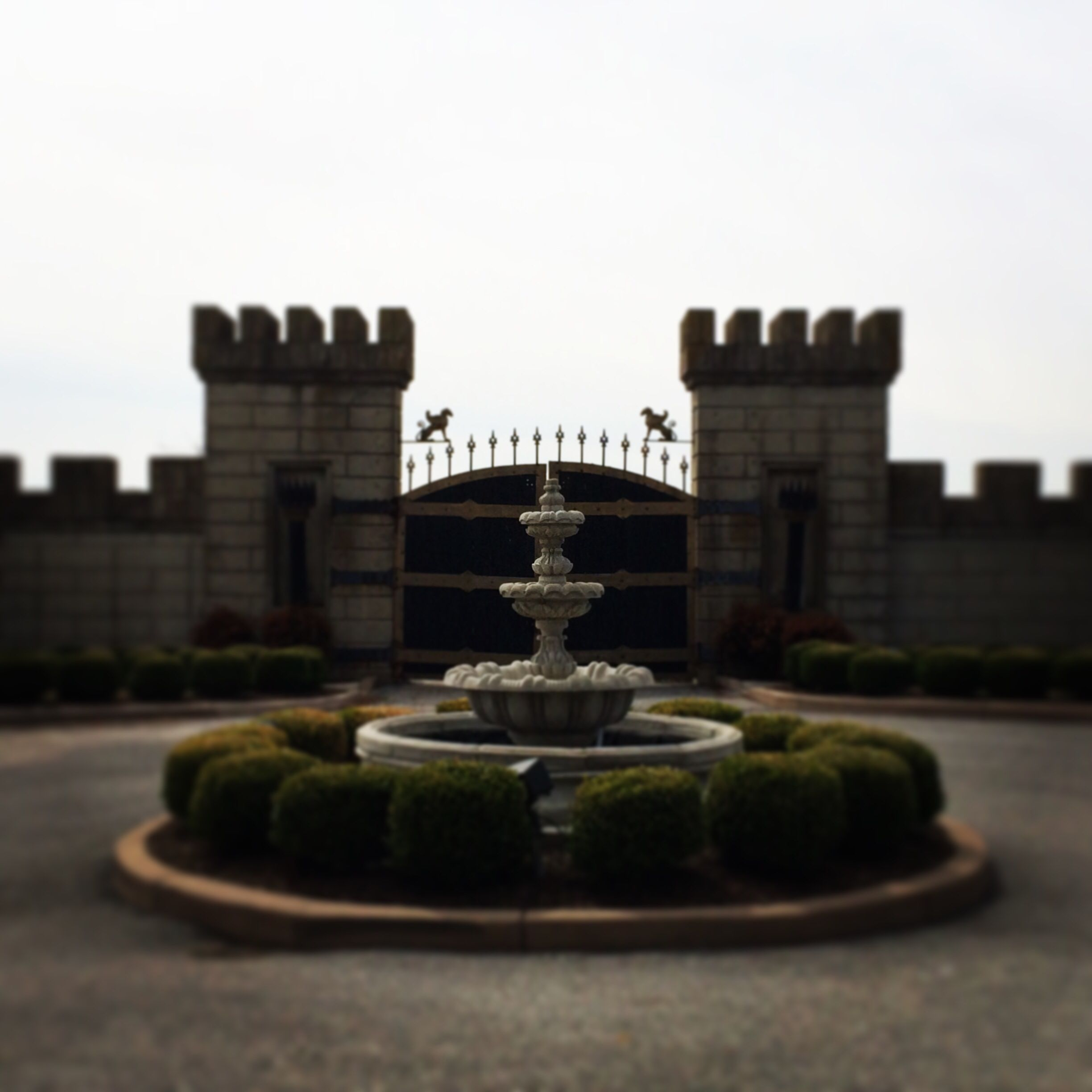 Daily dream home your private castle hotel in versailles kentucky - The Castle Post Versailles Ky Wedding Venue