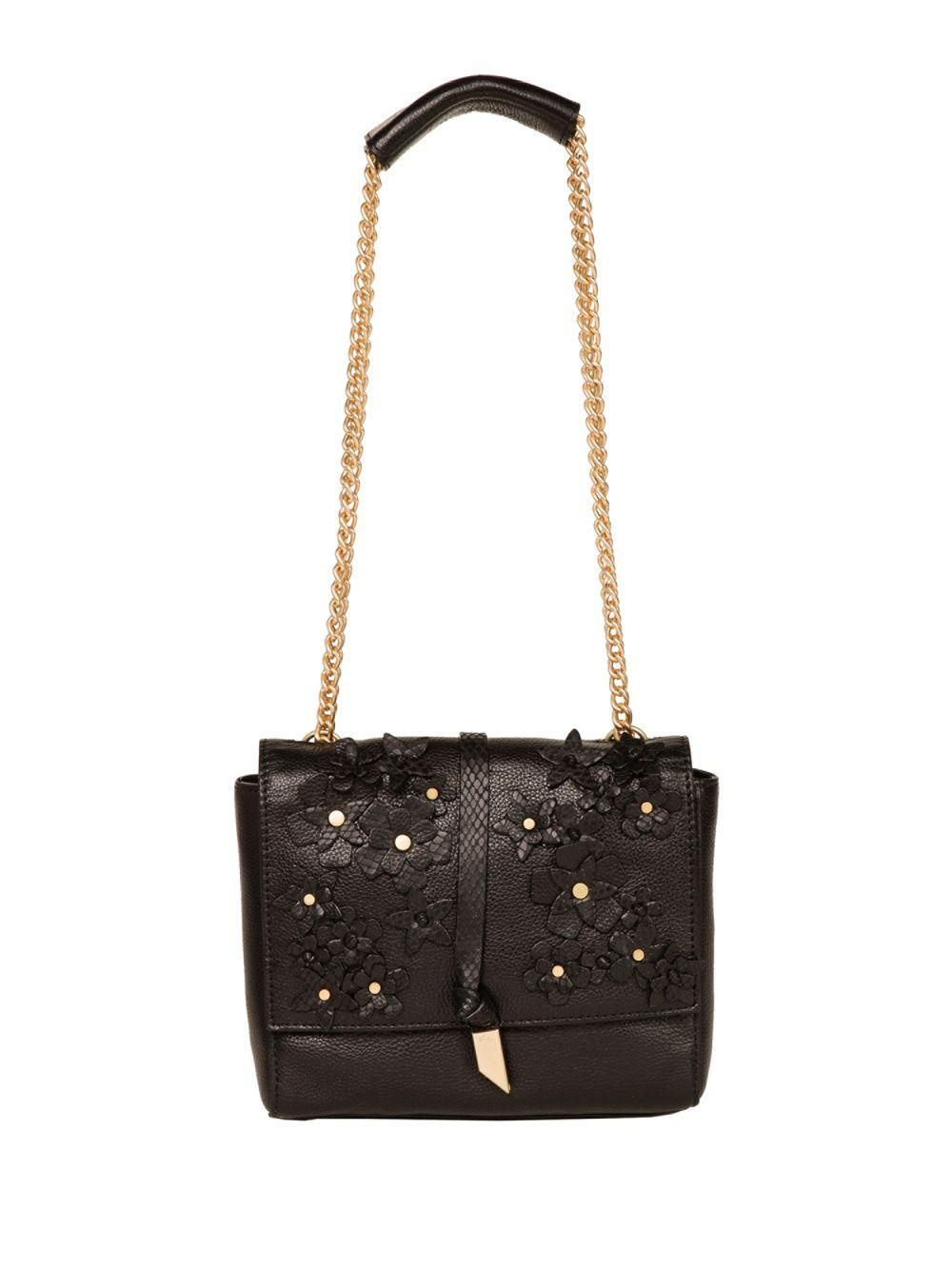 f49e1ccb7 Women's Black Dahlila Crossbody Leather Bag in 2019 | shoulder bags ...