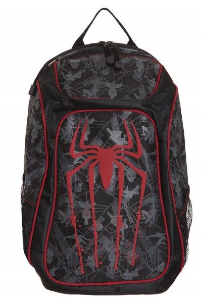1fd9d22be7fa Spider-Man Backpack