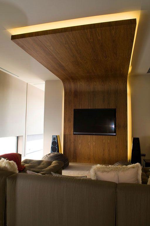Interesting La ILUMINACIN en los TECHOS Modernos dreamhouse