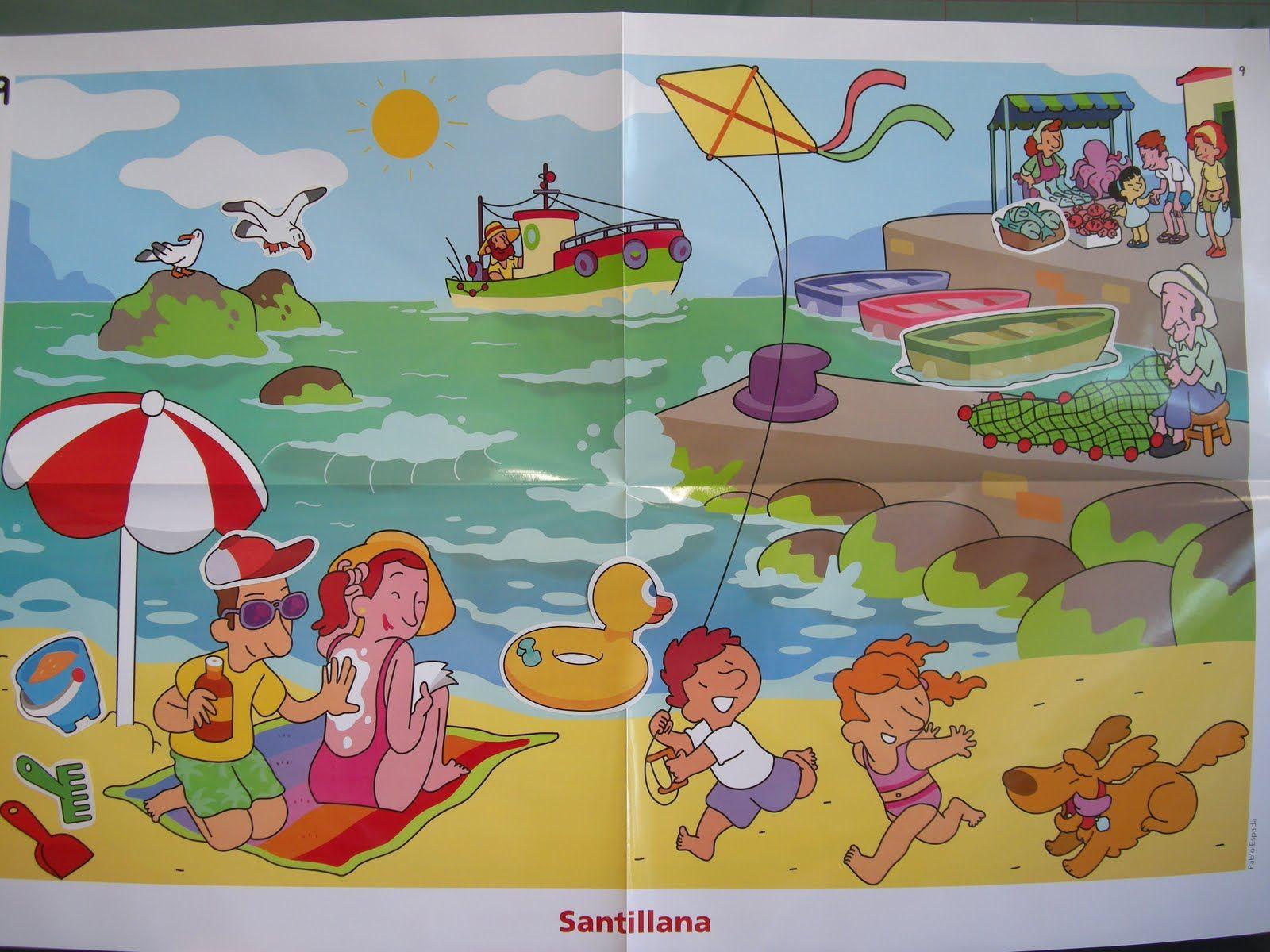 Vacaciones de verano (¡con sol!!!)
