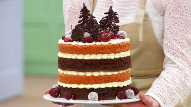 Get Flora's recipe for a Black Forest Gateau from Season 3