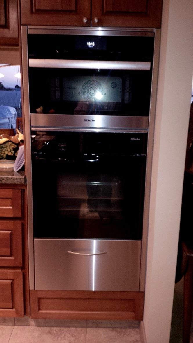 Wall Oven Filler Strip Wall Oven Combination Wall Oven