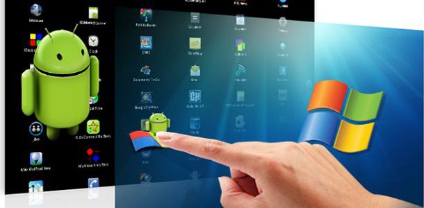 How to Run Android Apps in your PC JULY 31 BY MUKESH AGARWAL