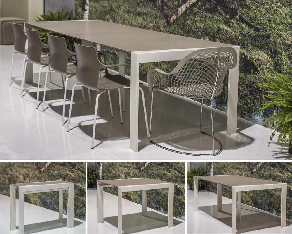 Merlin Expandable Table | Our Space Saving Tables | Pinterest | Expandable  Table, Resource Furniture And Space Saving Table