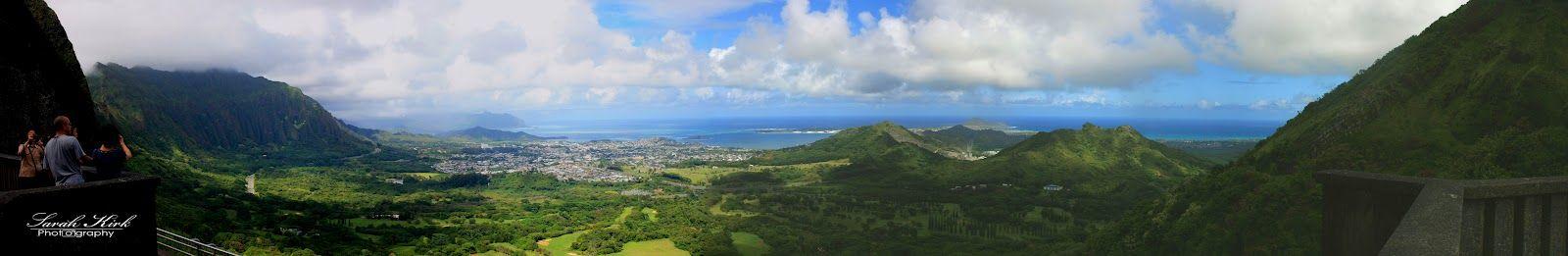 Hawaii Pali overlook Natural landmarks, Pali, Best