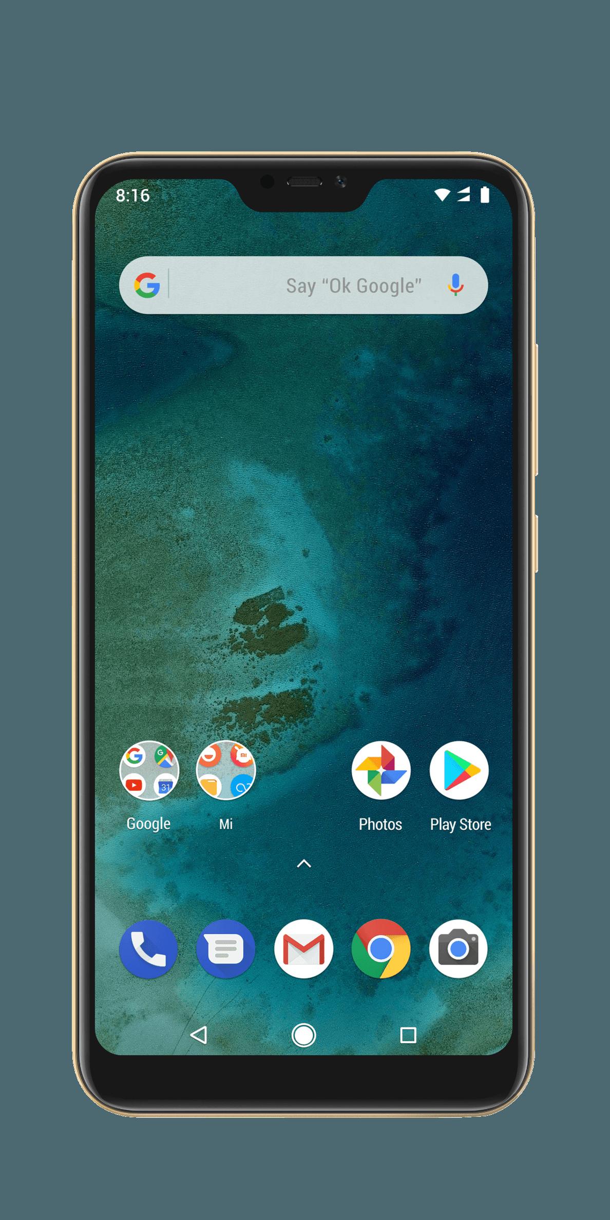 Xiaomi Mi A2 Lite Smartphone 64 Gb Gold 06941059608684 Xiaomi Mi A2 Lite Smartphone 64 Gb Gold Technik Notebook Laptop Smartphone Handy Tablet