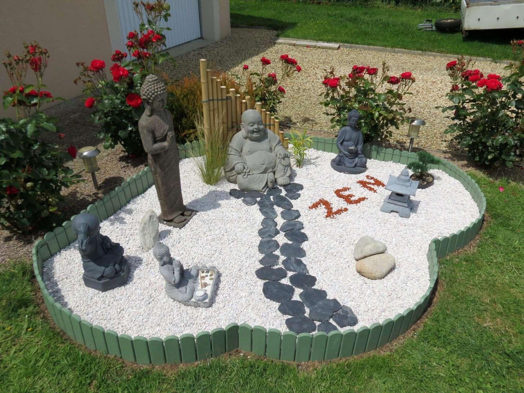 15+ Decoration De Jardin Japonais en 15  Décoration jardin