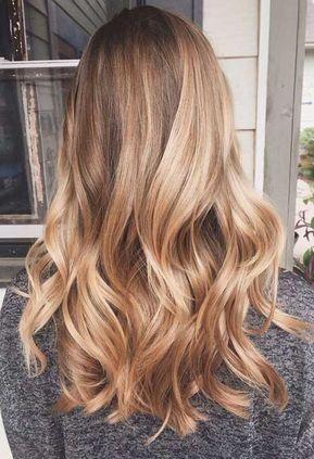 43 Cabelos Loiro Mel LINDOS + Dicas para pintar sozinha! #cabelos