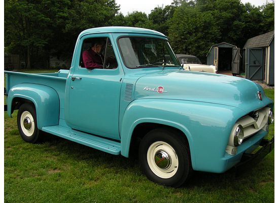 Old Car For Sale >> 1955 Ford F 100 For Sale In Cornelius North Carolina Old