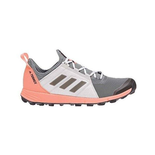 new style 8fecd c71eb Women s adidas Terrex Agravic Speed Trail Running Shoe ( 100) ❤ liked on  Polyvore featuring