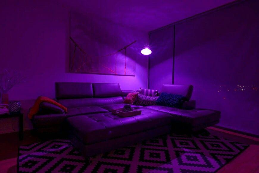 Wi Fi Bulbs Colored Light Bulbs Purple Lighting Light Bulb