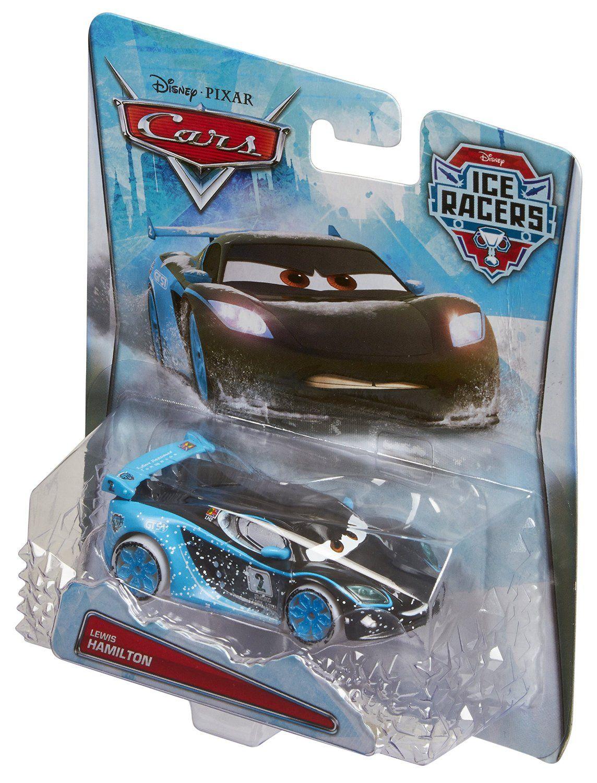 Mattel disney pixar cars 3 piston cup racers cars 1 to cars 3 visual - Disney Pixar Cars Ice Racers Car Vehicles Lewis Hamilton Cdr27 Manufacturer