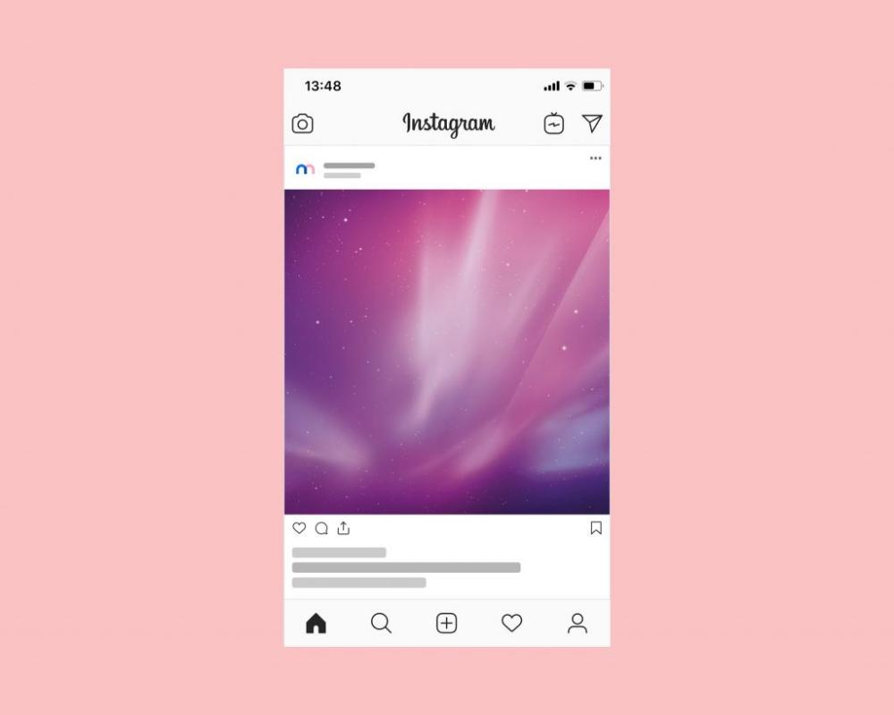 Instagram Post Advertisement Mockup Maker Mediamodifier Instagram Ads Instagram Instagram Posts