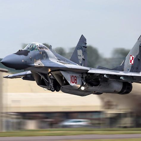 Mig-29 Fulcrum   Fighter planes, Fighter jets, Military aircraft