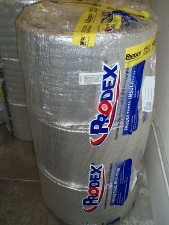 Prodex Total 16 Inch Insulation reflective insulation for in
